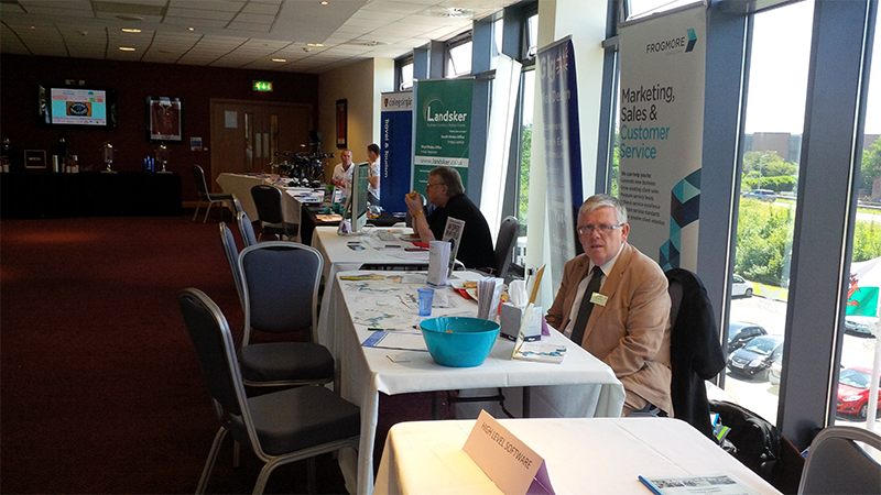 Carmarthenshire Tourism Exhibition